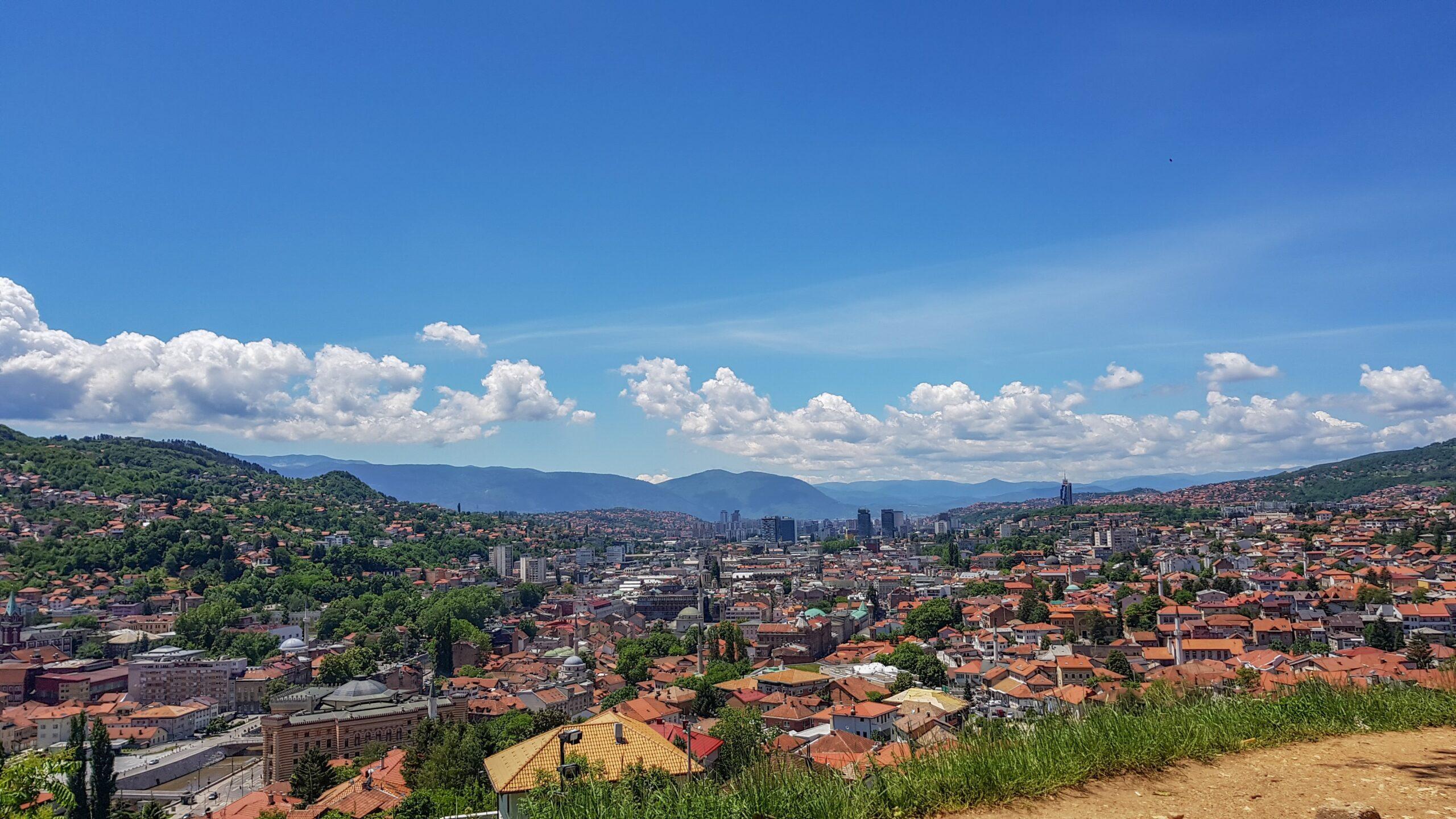 Sarajevo, bosnia, bascarsija, balkans, virtualtour, virtualreality, travel