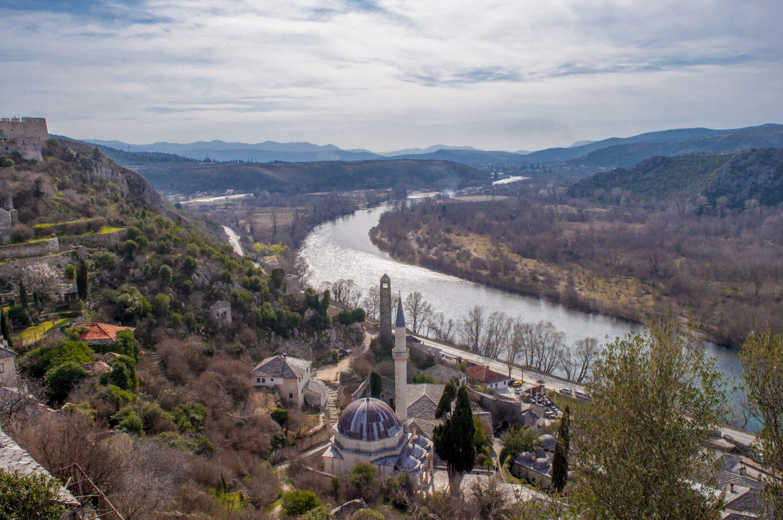 konjic, ottoman bridge, bosnia, herzegovina, tours in bosnia, tours from sarajevo, virtual tours, virtual reality, travel, pocitelj