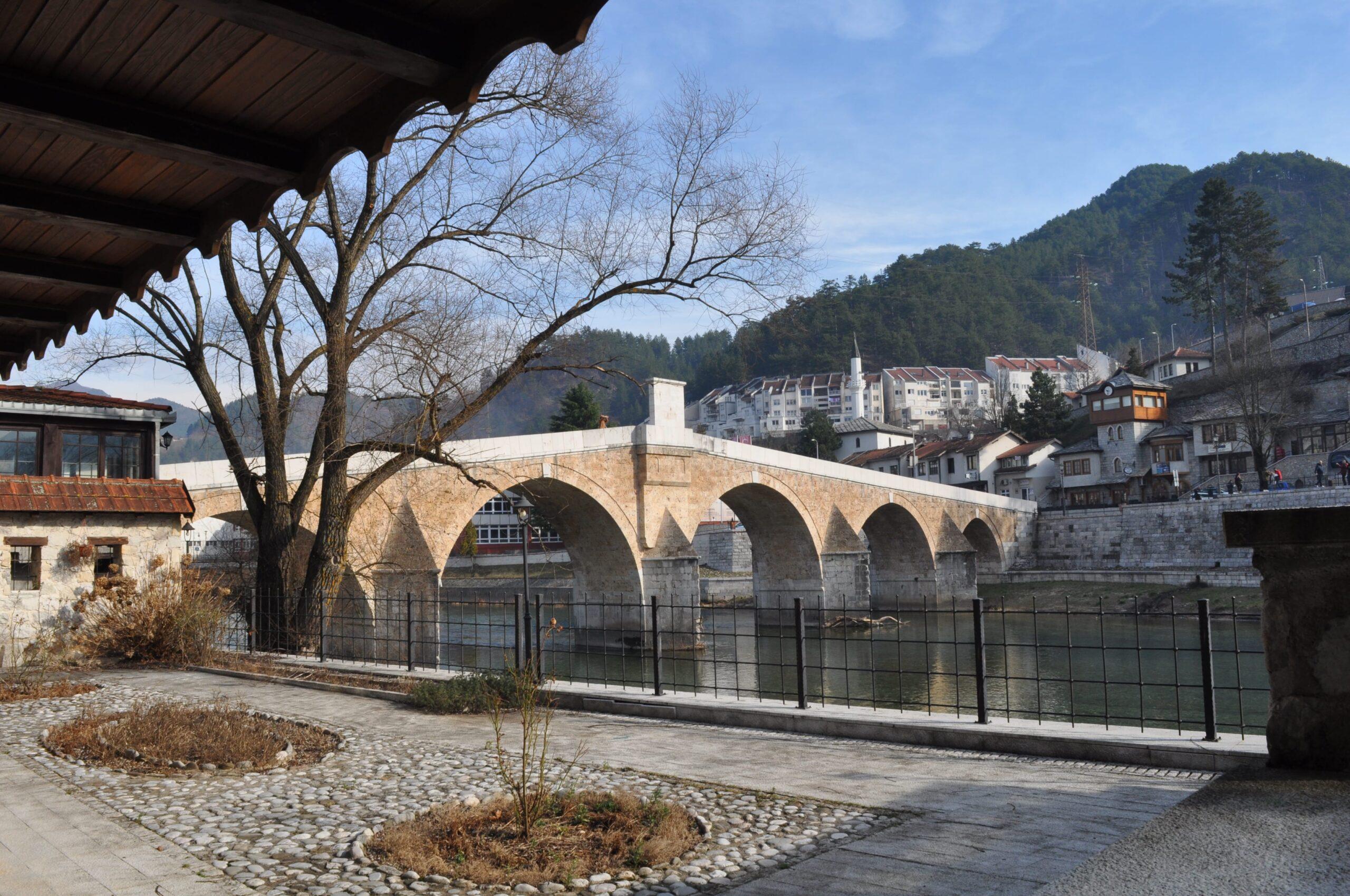 konjic, ottoman bridge, bosnia, herzegovina, tours in bosnia, tours from sarajevo, virtual tours, virtual reality, travel,